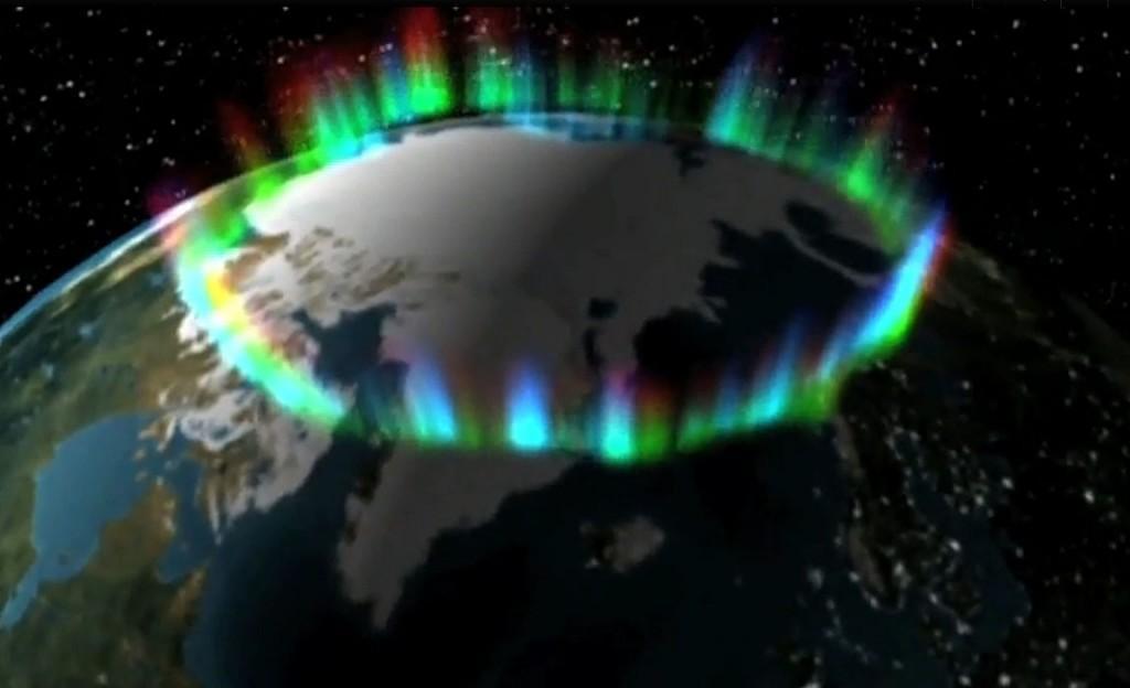 Aurorasaurus - Reporting Auroras from the Ground Up